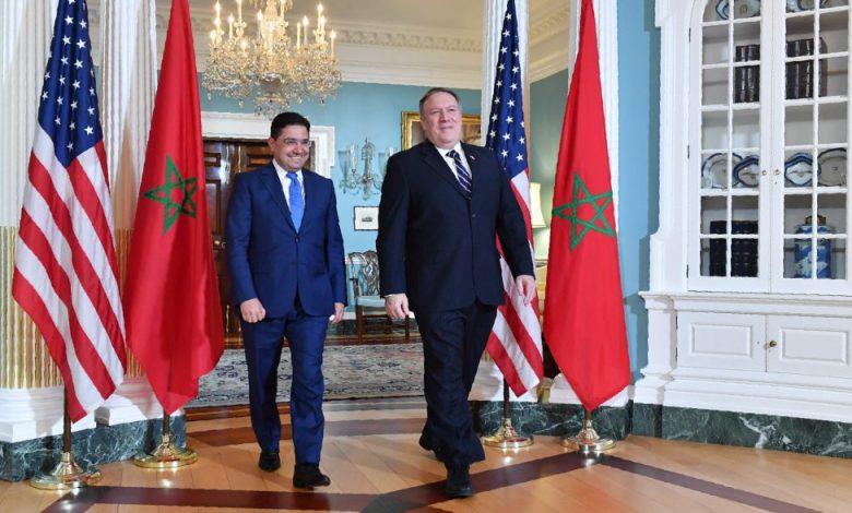 """Photo of على خلفية زيارة وزير الخارجية الأمريكي للمغرب.. مرصد مناهضة التطبيع يحذر من """"الكيان الصهيوني"""""""