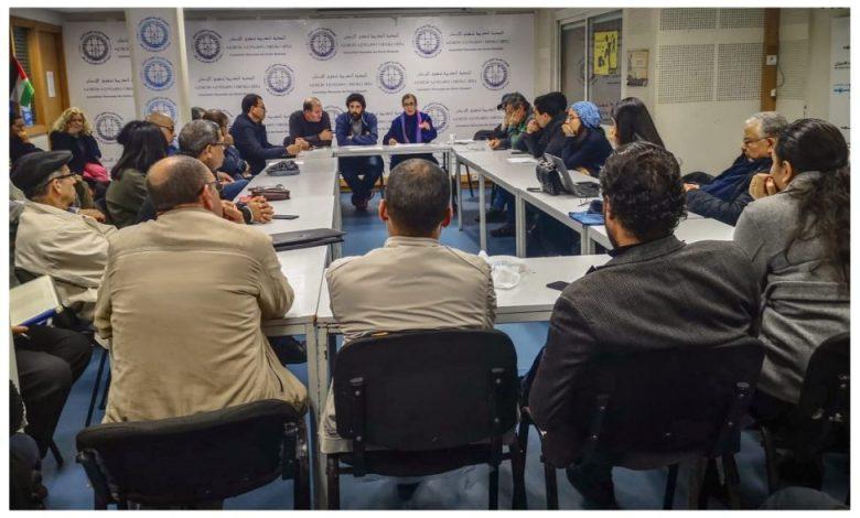 "Photo of ""لجنة الحرية للمعتقلين"" تراسل الأمم المتحدة حول ""قمع حرية التعبير في المجال الرقمي"" بالمغرب"