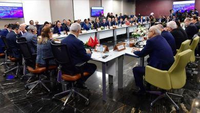 Photo of العلمي: إعادة النظر في اتفاقية التبادل الحر مع تركيا ستشمل عدة نقاط خلافية