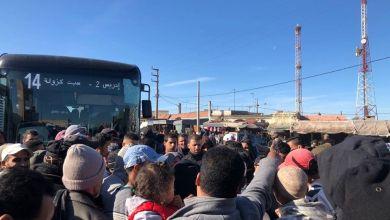 Photo of أسفي: احتجاجات ضد رفع تسعرة الحافلات ومطالب للمجلس البلدي بحماية المواطن