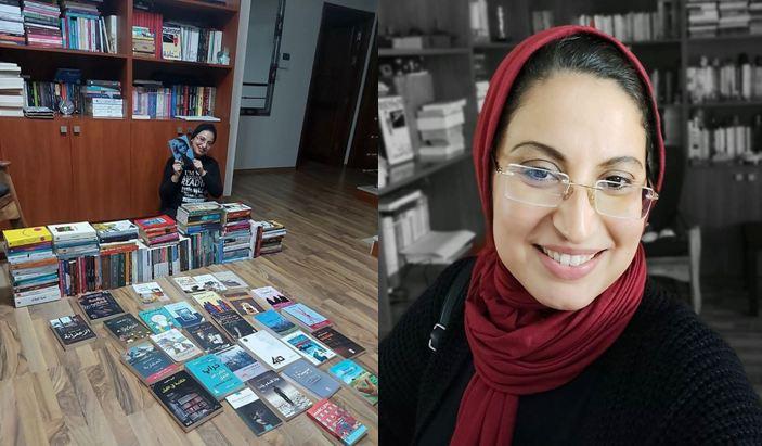 Photo of طالعت 150 كتابا خلال 2019.. مغربية تلتهم الكتب وتقرأ كتابا كل يومين