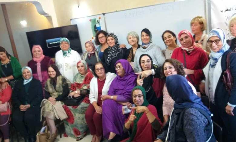 Photo of رابطة كاتبات المغرب تفتتح مؤتمرها الوطني الأول بالرباط