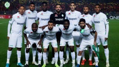 Photo of الرجاء يعود بنقطة التأهل لربع النهائي من رادس
