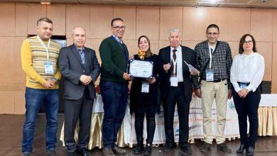 Photo of تتويج باحثة مغربية بالجائزة الكبرى في مؤتمر دولي للبيئة والتنمية المستدامة