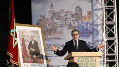 Photo of العثماني يعد المهندسين المعماريين بتوفير التغطية الصحية ونظام المعاشات