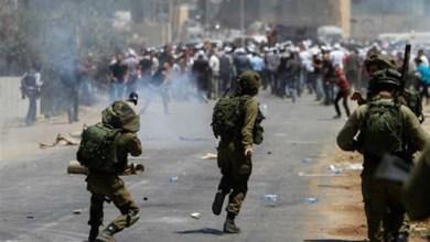Photo of الهلال الأحمر الفلسطيني: إصابة 48 فلسطينيا بجروح وحالات اختناق إثر مواجهات مع الجيش الإسرائيلي