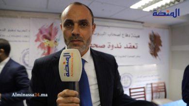 Photo of محامي أصحاب البيوت المشمعة : نتمنى أن يحل الملف بشكل قانوني ويطبق فيه القانون