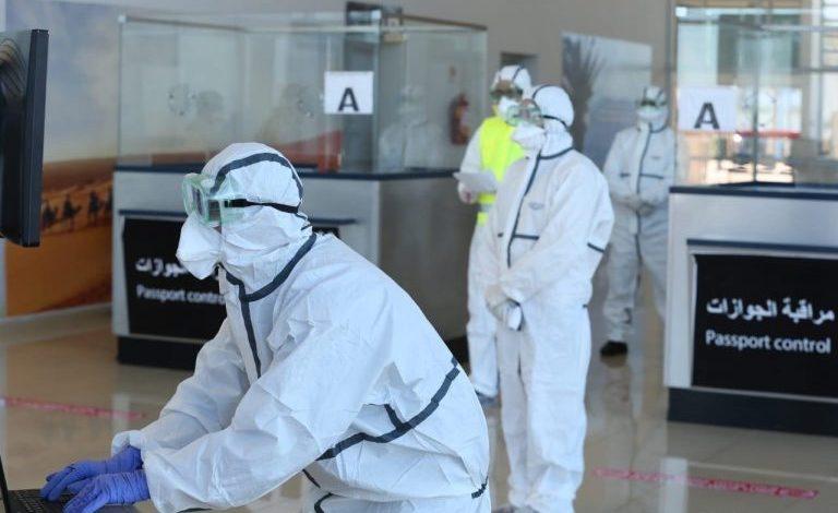 المغرب يسجل حالة وفاة وإصابة جديدة بفيروس كورونا وعدد المصابين يرتفع إلى38