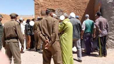 Photo of جمعويون يحذرون من تحول منطقة تكّانت إلى بؤرة لتفشي كورونا بعد توزيع غير آمن للدقيق