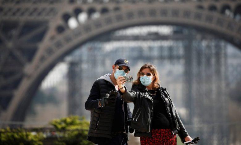 فرنسا-كورونا.. عدد الوفيات يصل إلى 1100 شخص منذ ظهور الوباء على الأراضي الفرنسية