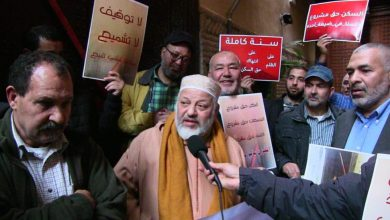 Photo of منير ركراكي: تشميع البيوت قرار سياسي ضد العدل والإحسان