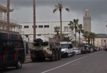 Photo of نقط أمنية موزعة على أحياء الدارالبيضاء لفرض احترام حالة الطوارئ الصحية