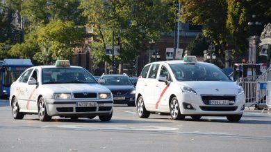 Photo of سيارات الأجرة يقدمون خدمة نقل مجانية لأطباء المستعجلات في مدريد