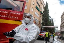 Photo of كورونا-إسبانيا.. عدد الحالات المؤكدة بلغ 217 ألف و 466 إصابة