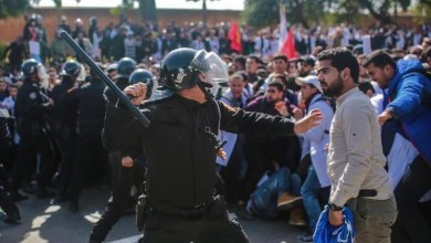 Photo of بمعدل 46 مظاهرة في اليوم.. الاحتجاجات بالمغرب ارتفعت خلال سنة 2019