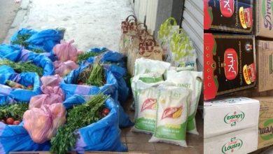 Photo of رغم الاقتطاعات.. أساتذة متعاقدون بالبيضاء يبادرون إلى توزيع مساعدات غذائية على الأسر المعوزة