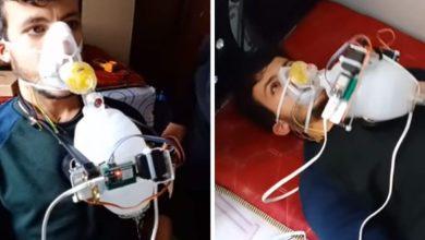 """Photo of """"إنشراح"""".. اختراع مغربي عبارة عن ٱلة تنفس اصطناعية محمولة"""