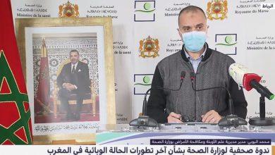 Photo of كورونا-المغرب :تسجيل 121 إصابة جديدة ترفع الإجمالي إلى 2685