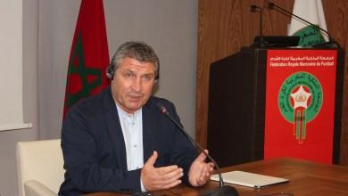 Photo of أوشن يعين مدربا جديدا في منصب حساس بالإدارة التقنية الوطنية