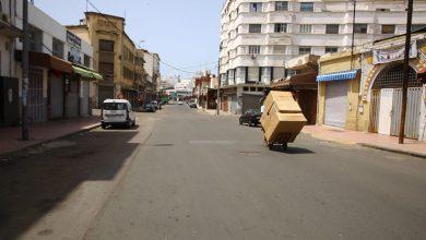 Photo of روبورتاج: معاناة تجار درب عمر.. محلات مغلقة وسلع راكدة