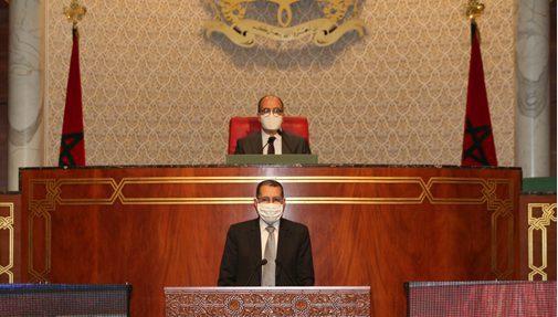"""رئيس الحكومة يتمنى للمغاربة العالقين بالخارج """"أن يكون الفرج لهم قريبا"""""""