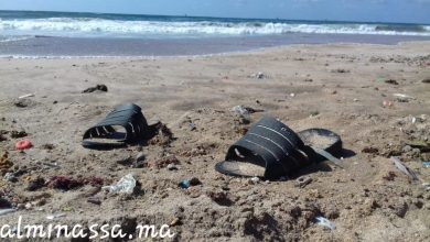"Photo of ""المنصة"" في جولة بشواطئ البيضاء.. بعد ارتفاع الحرارة وتمديد الحجر السلطات تشدد الرقابة"