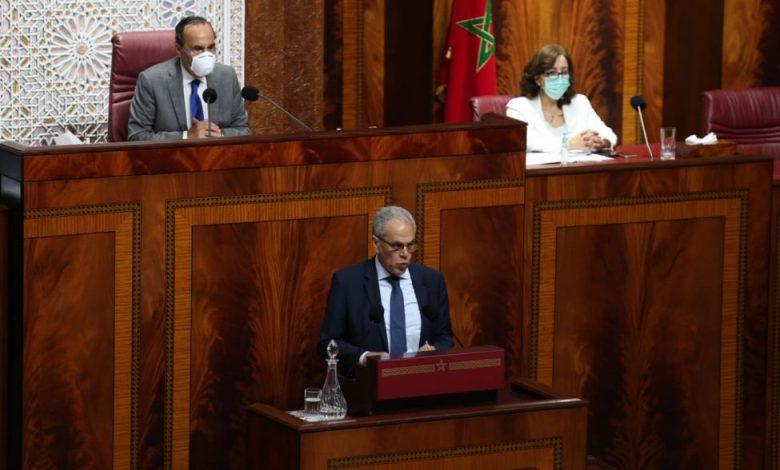 Photo of مجلس النواب يصادق على6 قوانين تخص المجال العسكري والأمن المعلوماتي والقطاع المالي