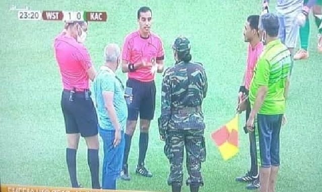 السلطات توقف مباراة وداد تمارة والنادي القنيطري بسبب كورونا