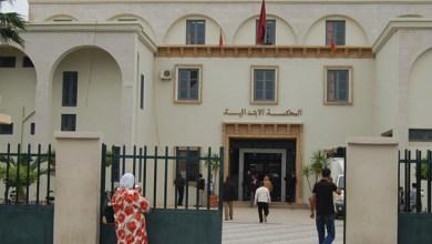 Photo of ابتدائية وجدة تدين معتقلي جرادة الثلاثة بالسجن النافذ