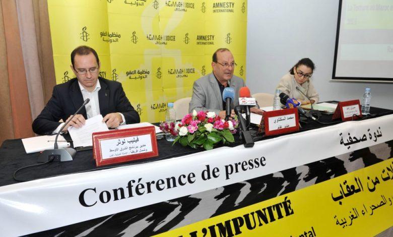 بعد الإفراج عن بعض معتقلي الريف.. منظمة العفو الدولية تدعو إلى إطلاق سراح جميع سجناء الرأي