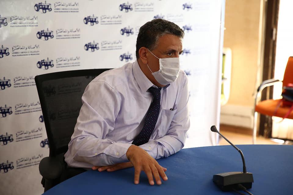 """الأمين العام لحزب """"الجرار"""" يتهم أخنوش باستغلال منصبه الوزاري من أجل أغراض انتخابية"""