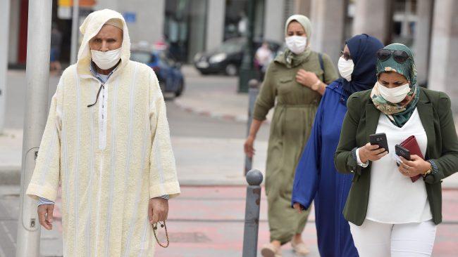كورونا-المغرب : 15 حالة وفاة جديدة وإجمالي الإصابات يرتفع إلى 25 ألف و537