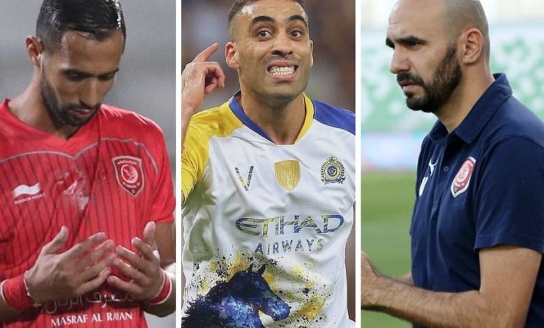 مدرب ومحترفان مغربيان يستأنفون مسابقة دوري أبطال آسيا الأسبوع المقبل