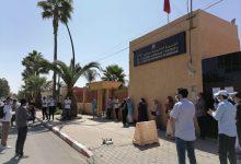 Photo of برشيد: أطر يحتجون ضد مديرية التعليم بسبب غياب شروط السلامة داخل المؤسسات