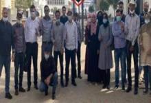 Photo of عدول متمرنون يعتصمون منذ أشهر أمام وزارة العدل تنديدا بإقصائهم من الوظيفة