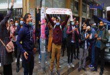 Photo of احتجاج أساتذة التعاقد رغم المنع و تطويق أمني لساحة مارشال بالبيضاء    ( فيديو)