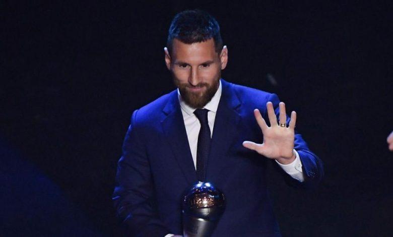 """""""الفيفا"""" تعلن عن موعد جديد لتقديم جوائز الأفضل في عام 2020"""