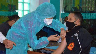 Photo of وزارة الصحة تبدأ بتطعيم الأشخاص بالجرعة الثانية من اللقاح