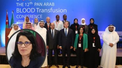 Photo of الحجوجي ترأس الهيئة العربية لخدمات نقل الدم لدورتين متتاليتين
