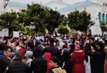 Photo of تجدد الاحتجاجات بالفنيدق للجمعة الرابعة على التوالي رغم محاولات السلطة امتصاص الغضب