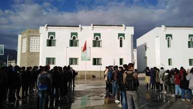 Photo of مديرية التعليم بتطوان تعلن تعليق الدراسة اليوم الثلاثاء بسبب الفيضانات