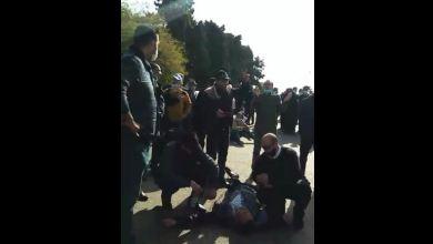 Photo of القوات العمومية تتدخل بقوة لمنع مظاهرة للمتصرفين التربويين بالرباط