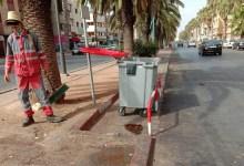 Photo of المحمدية: الـCDT تطالب بصرف أجور عمال النظافة وترفض استخدامهم كدروع بشرية
