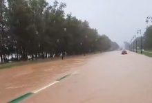 Photo of فيضانات الشمال.. الأمطار تغرق الطريق الرابطة بين المضيق وتطوان (فيديو)
