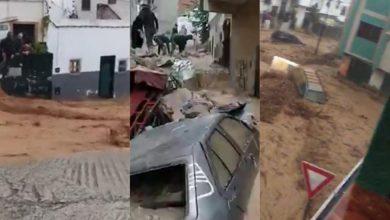 Photo of السلطات بتطوان تعلن عن وفاة شخص وتسرب المياه إلى 275 منزل جراء الفيضانات