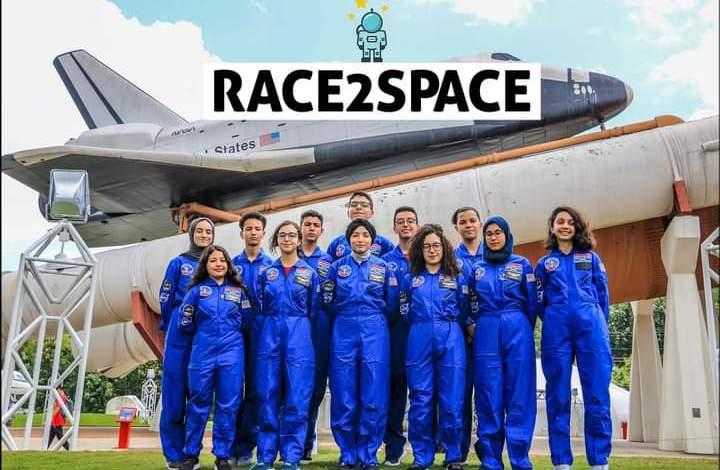 12 طالبًا مغربيا يتأهلونإلى التصفيات النهائية بمخيم الفضاء الأمريكي