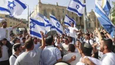 """رغم التحذيرات الداخلية .. استعدادات لتنظيم """"مسيرة الأعلام"""" في القدس المحتلة"""