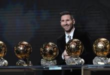 """""""فرانس فوتبول"""" تحدد موعد تسليم الكرة الذهبية لسنة 2021"""