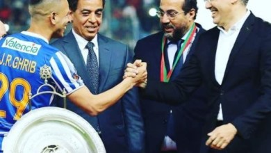 أسامة الغريب يعلن نيته الترشح لرئاسة ناديه السابق اتحاد طنحة