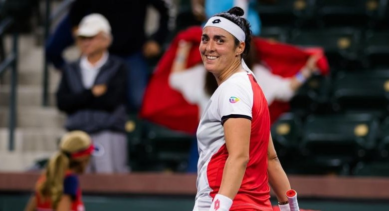 التونسية أنس جابر تدخل قائمة أفضل 10 لاعبات تنس في العالم